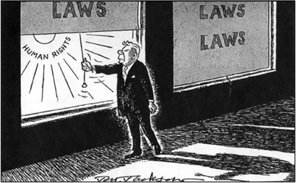 Verwoerd cartoon