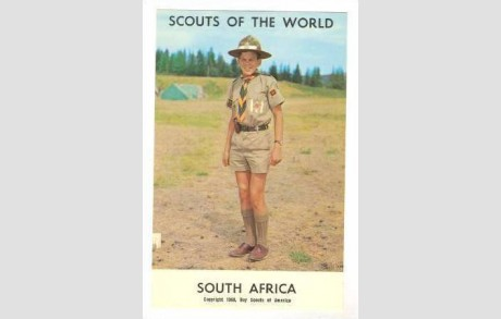 south africa boy scout